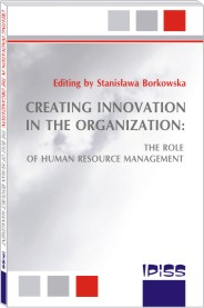 CREATING  INNOVATION IN  THE  ORGANIZATION: THE  ROLE OF  HUMAN  RESOURCE  MAN-AGEMENT